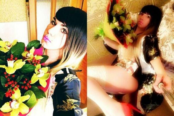 фотка Трансексуалка Лина