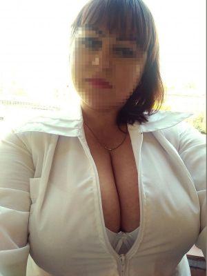Массажистка Маргоша, ню-фото